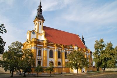 Kloster Neuzelle Mönche