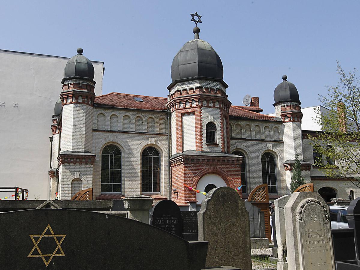 Halle Saale Synagoge