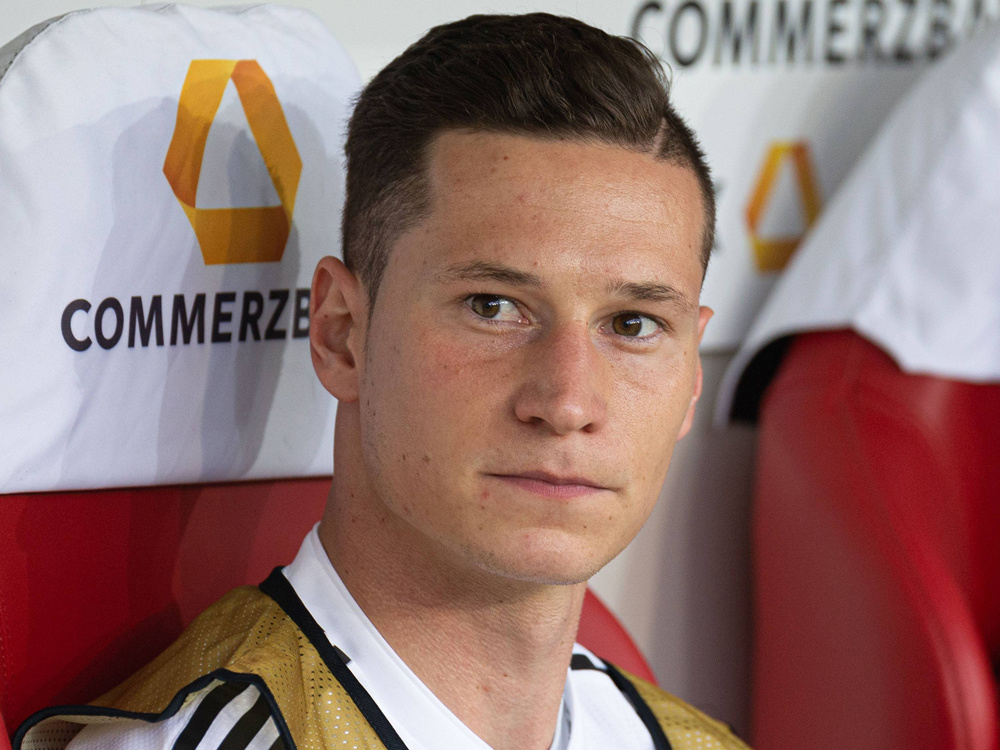 Nationalspieler Julian Draxler. (Foto: imago/foto2press)