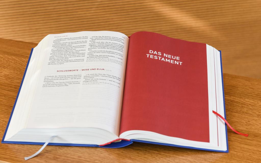 Bibel Einheitsübersetzung App