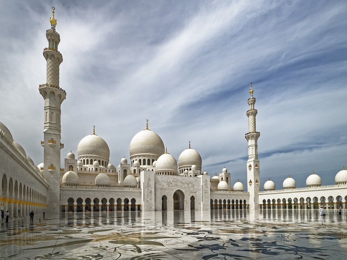 Ortszeit Abu Dhabi